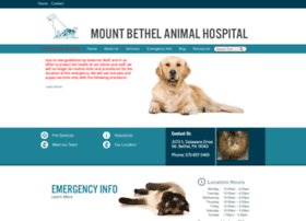 mtbethelanimalhospital.com
