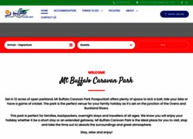 mtbuffalocaravanpark.com.au
