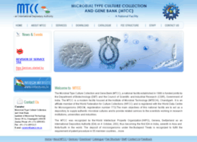 mtcc.imtech.res.in