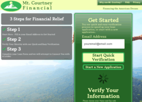 mtcourtneyfinancial.com