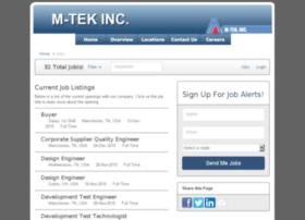 mtekinc.applicantpro.com