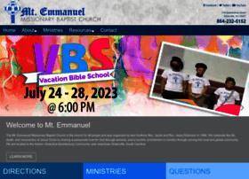 mtemmanuel.org