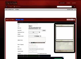 mtgcardmaker.com