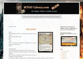 mtgolibrary.blogspot.ca