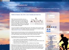 mtl-weekender.blogspot.com