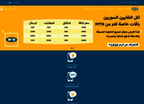 mtn.com.sy