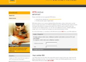 mtnactive.co.za