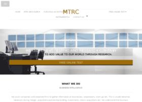 mtrc.com.ng
