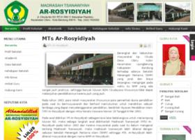 mts-arrosyidiyah.com