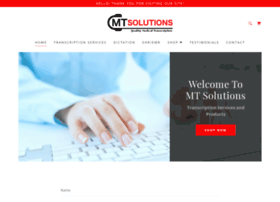 mtsolutionsnow.com