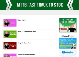 mttbfasttrackto10k.com