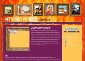 mtvnetworkscareers.com