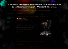 Muaddib-sci-fi.blogspot.fr