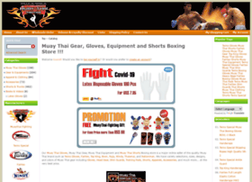 muaythai-fighting.com