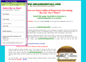 mubeen.indianmoney4all.com