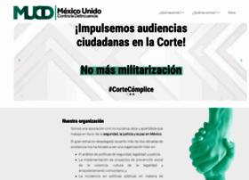 mucd.org.mx