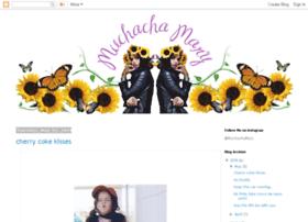 muchachamary.blogspot.com