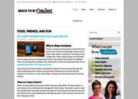 muchtomydelight.com