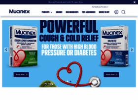 mucinex.com