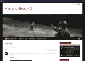 mudandblood.net