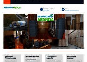mudanzasaranda.com