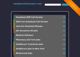 mudassarhussain.com