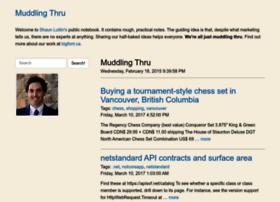 muddlingthru.com
