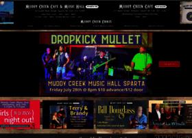 muddycreekcafeandmusichall.com