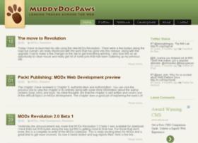 muddydogpaws.com