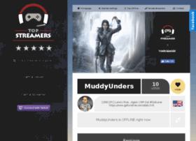 muddyunders.topstreamers.com