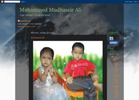 mudhassirali.blogspot.com