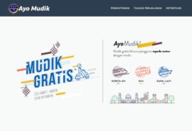 mudikgratis.dephub.go.id
