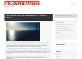 mudvillegazette.com