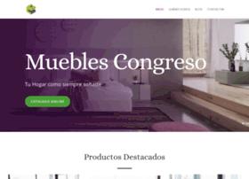 mueblescongreso.net