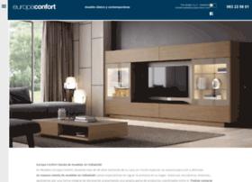muebleseuropaconfort.com