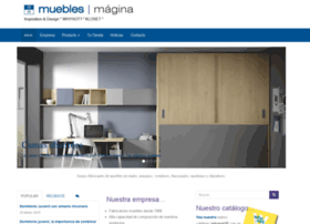 mueblesmagina.com