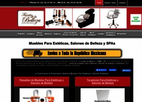 mueblesparaesteticas.com.mx