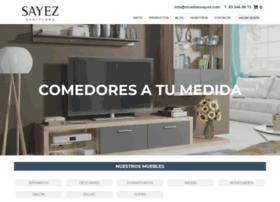 mueblessayez.com