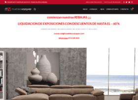 mueblesvazquez.com