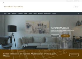 mueblesyrecamaras.com