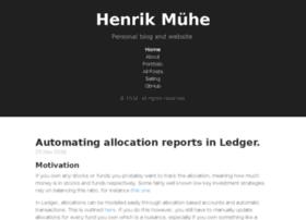 muehe.org
