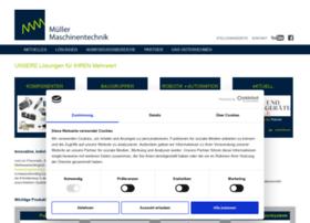 mueller-maschinentechnik.de