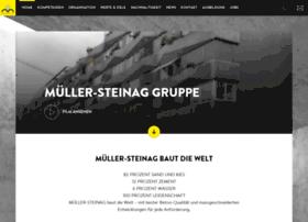 mueller-steinag.ch