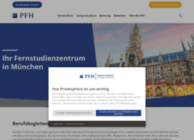 muenchen.pfh.de