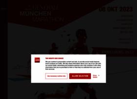muenchenmarathon.de