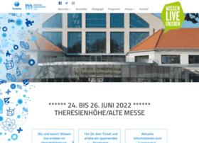 muenchner-wissenschaftstage.de