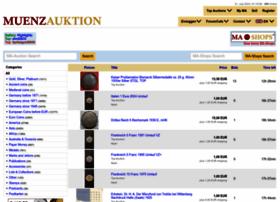 muenzauktion.com