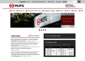 mufg.co.id
