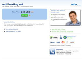 mufthosting.net
