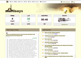 muftisays.com
